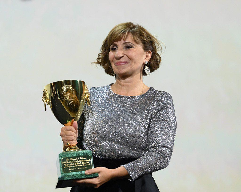 Ariane Ascaride Coppa Volpi Femminile