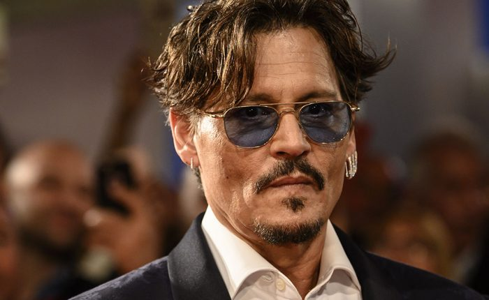 Johnny Depp ospite di Alice nella Città