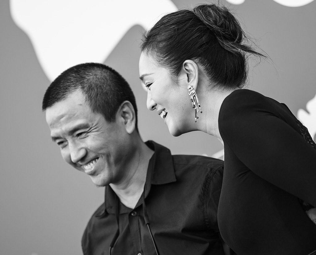 Gong Li e Lou Ye