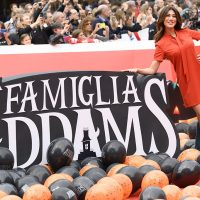 Red Carpet La Famiglia Addams