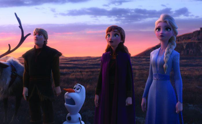 Frozen 2 in homevideo