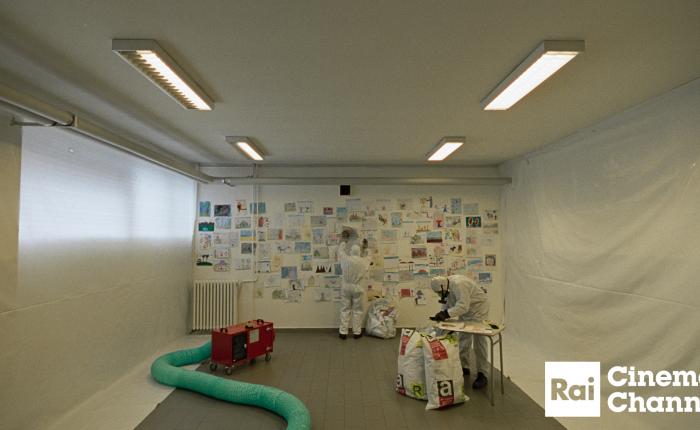 Il muro bianco al Festival di Clermont-Ferrand