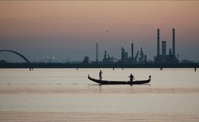 Salvare Il pianeta in mare