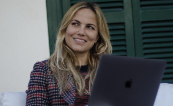Ludovica Rampoldi, scrivere in quarantena