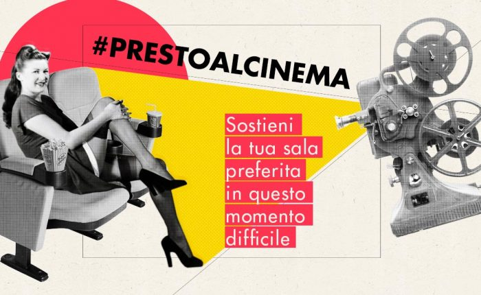 #prestoalcinema con Movieday