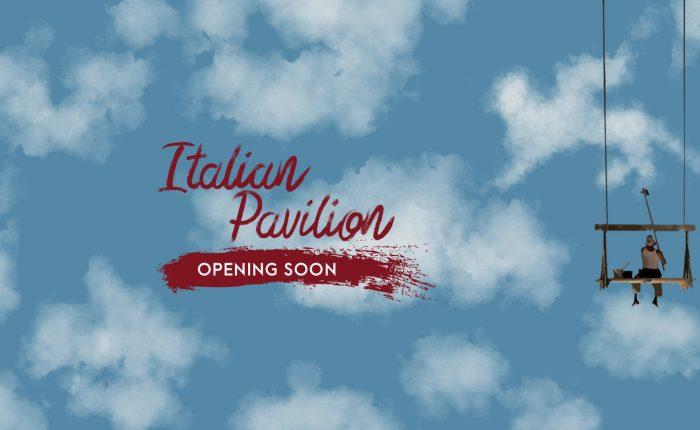 Italian Pavilion a Venezia 77