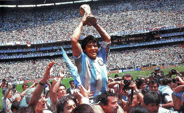 Maradona vs. Sorrentino