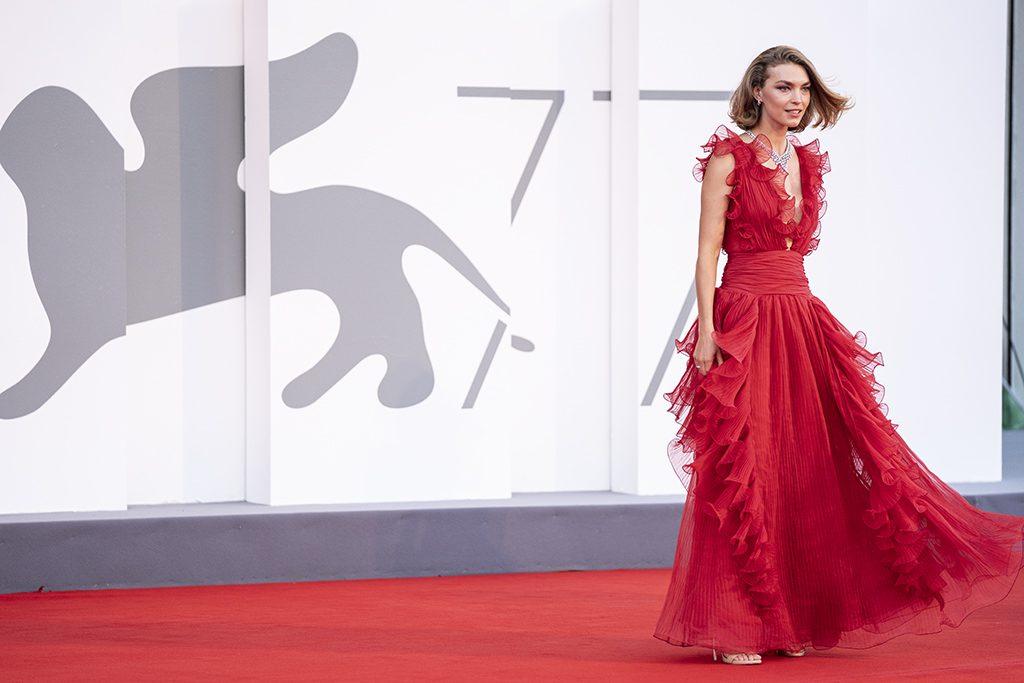 Red Carpet Miss Marx