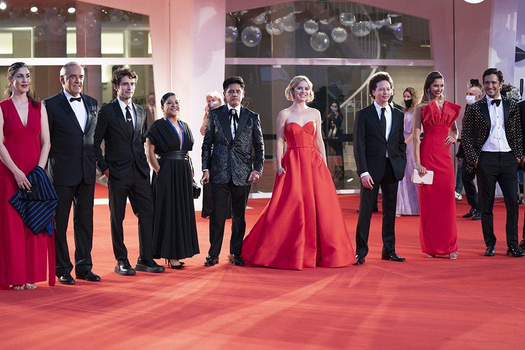 Red Carpet Nuevo Orden