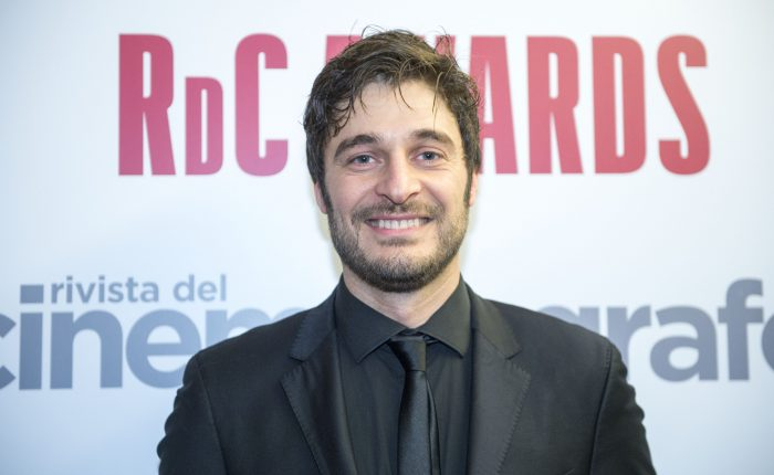 Lino Guanciale a Movie Mag
