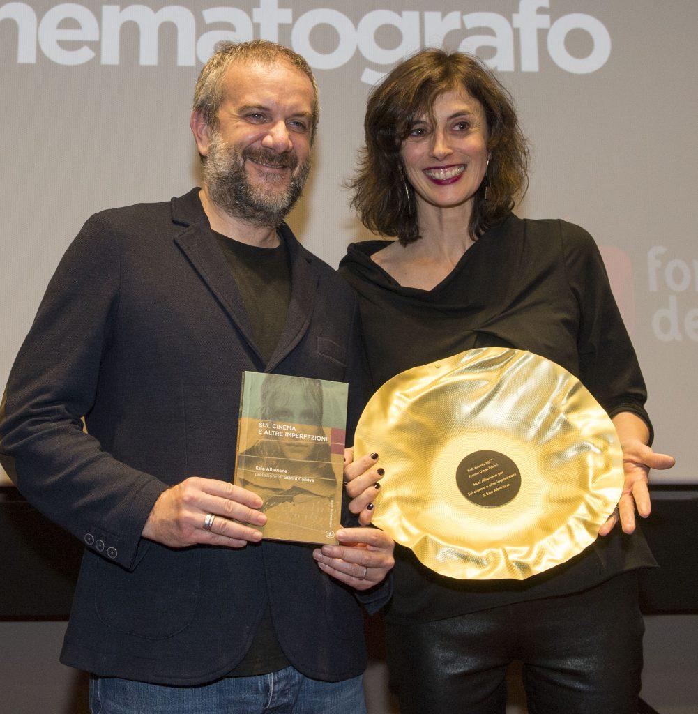 Mauro Gervasini e Marì Alberione