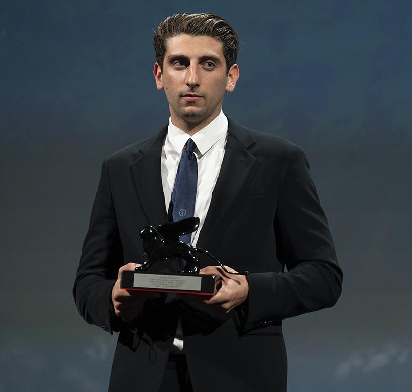 Premiazione Venezia 77