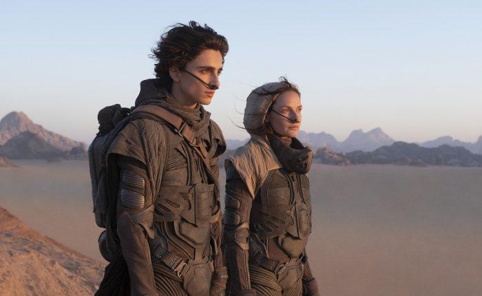 Dune, il main trailer