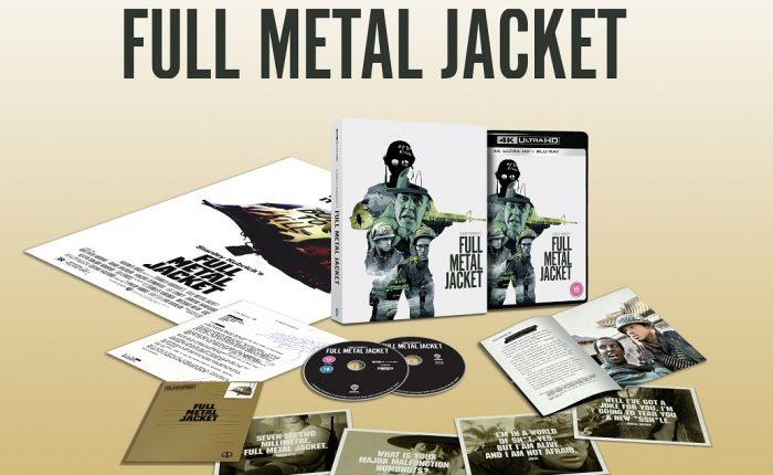 Full Metal Jacket in 4K UHD