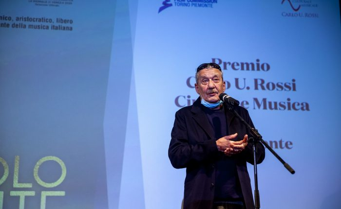 A Paolo Conte il Premio Carlo U. Rossi Cinema e Musica