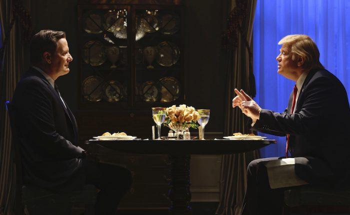 Sfida al presidente su Sky e Now TV