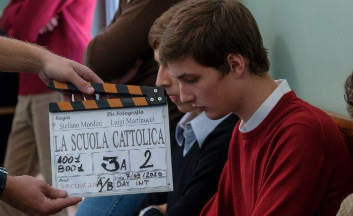 La scuola cattolica censurato
