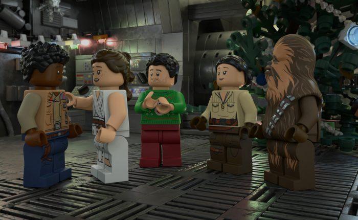 Lego Star Wars christmas Special trailer