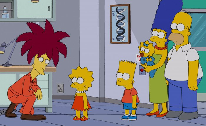 Potere ai Simpson