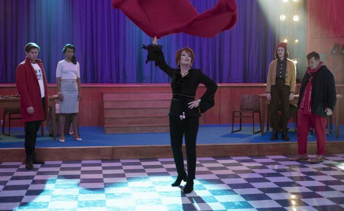 Meryl balla ancora