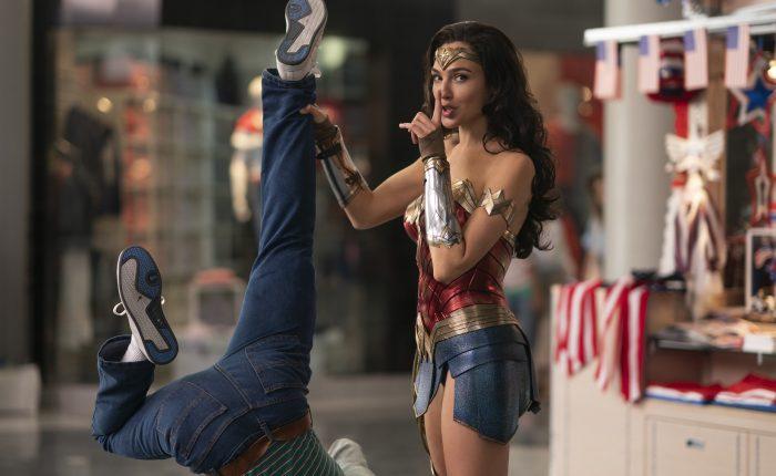 Wonder Woman 1984 in digitale