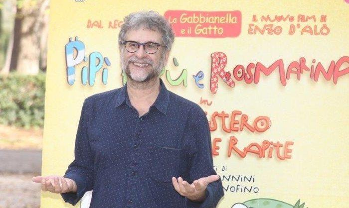 Amarcort, Enzo D'Alò festeggia Gianni Rodari