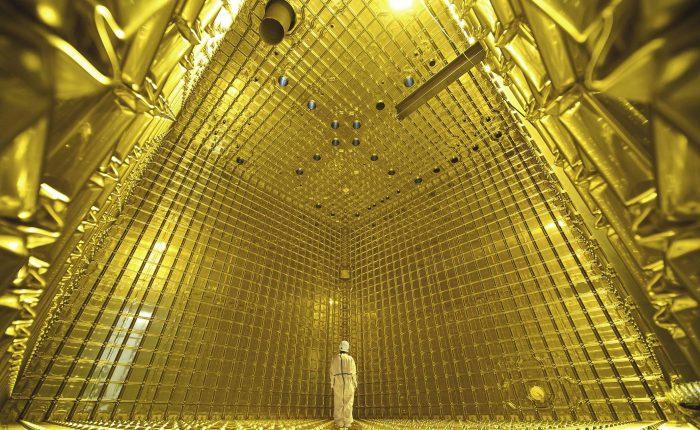 #iorestoinSALA!, doc sul CERN