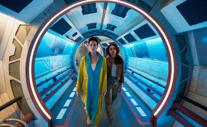 Intergalactic, il trailer