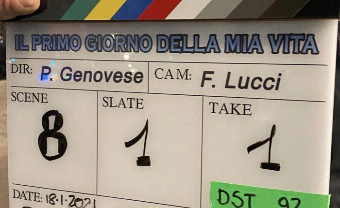 Paolo Genovese al ciak