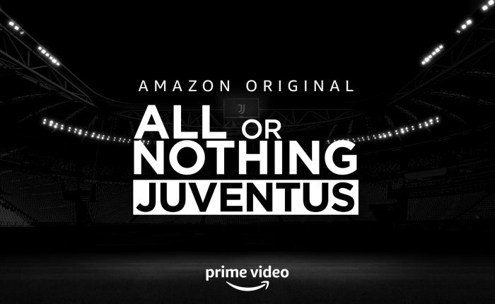 All or Nothing: Juventus su Prime