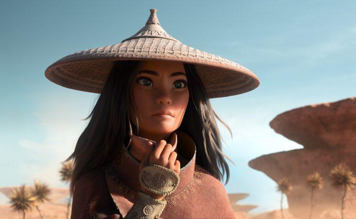Raya, principessa e guerriera