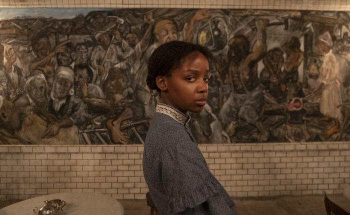 The Underground Railroad, il teaser