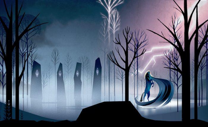 Dentro La leggenda di Frozen
