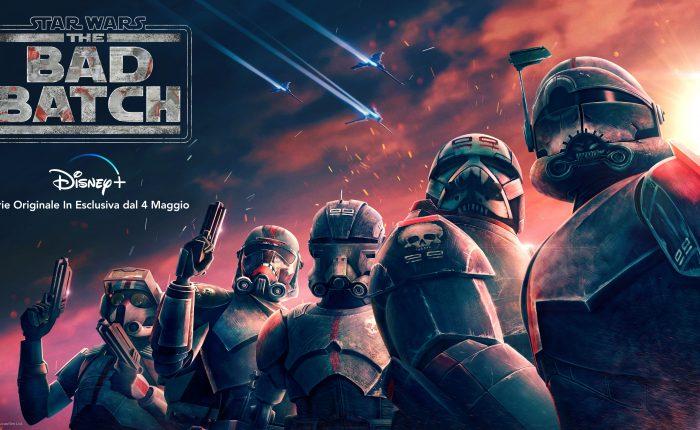 Star Wars: The Bad Batch, il trailer