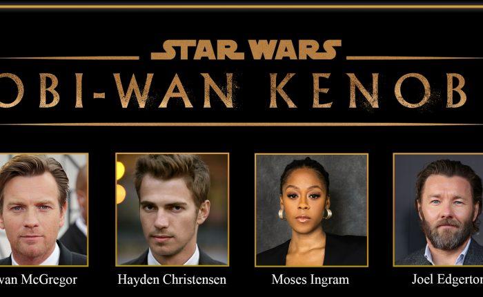 Obi-Wan Kenobi, ecco il cast