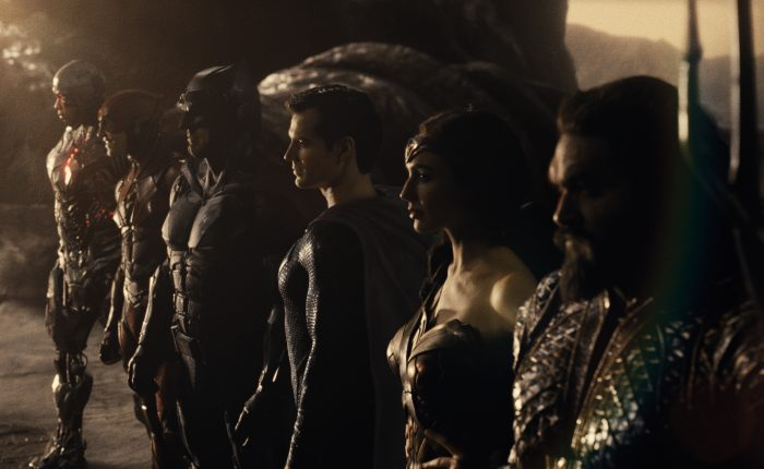 Zack Snyder's Justice League su Sky