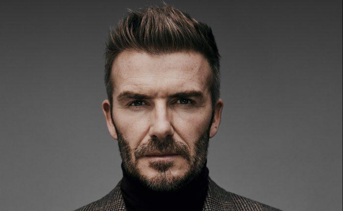 David Beckham seriale