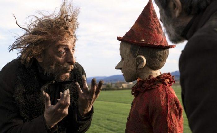 Pinocchio, costumi da Oscar