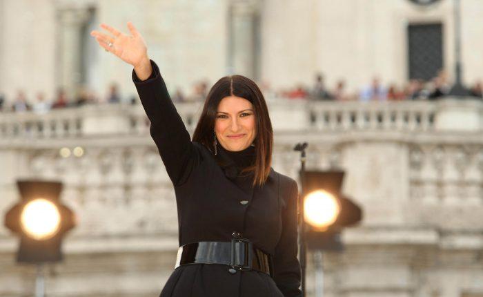 Oscar, le emozioni di Laura Pausini