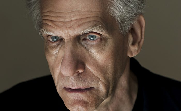 David Cronenberg a Matera