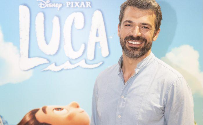 Luca, le voci italiane