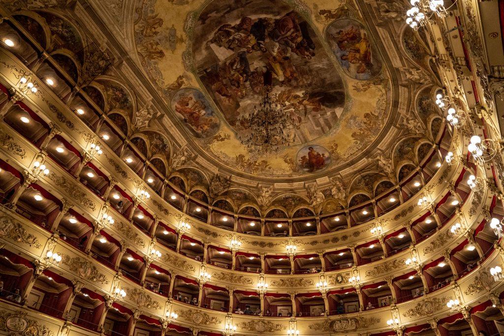 il teatro Morlacchi