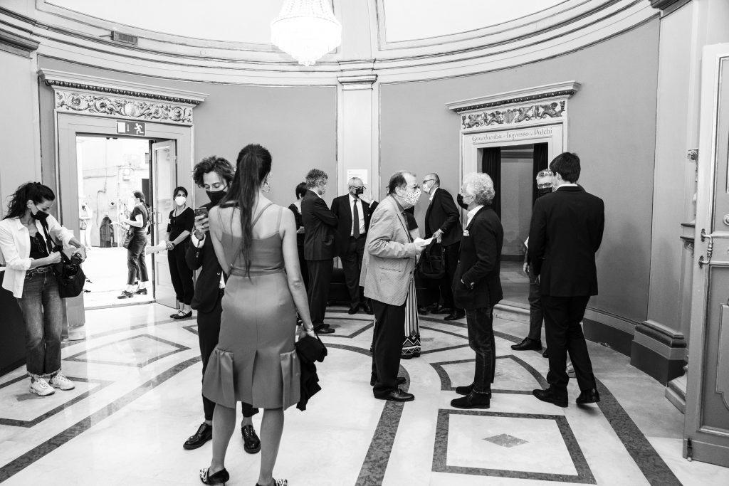 il foyer (foto di Karen Di Paola)
