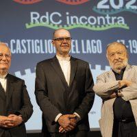 Castiglione Cinema 2021 – RdC incontra: apertura a Perugia