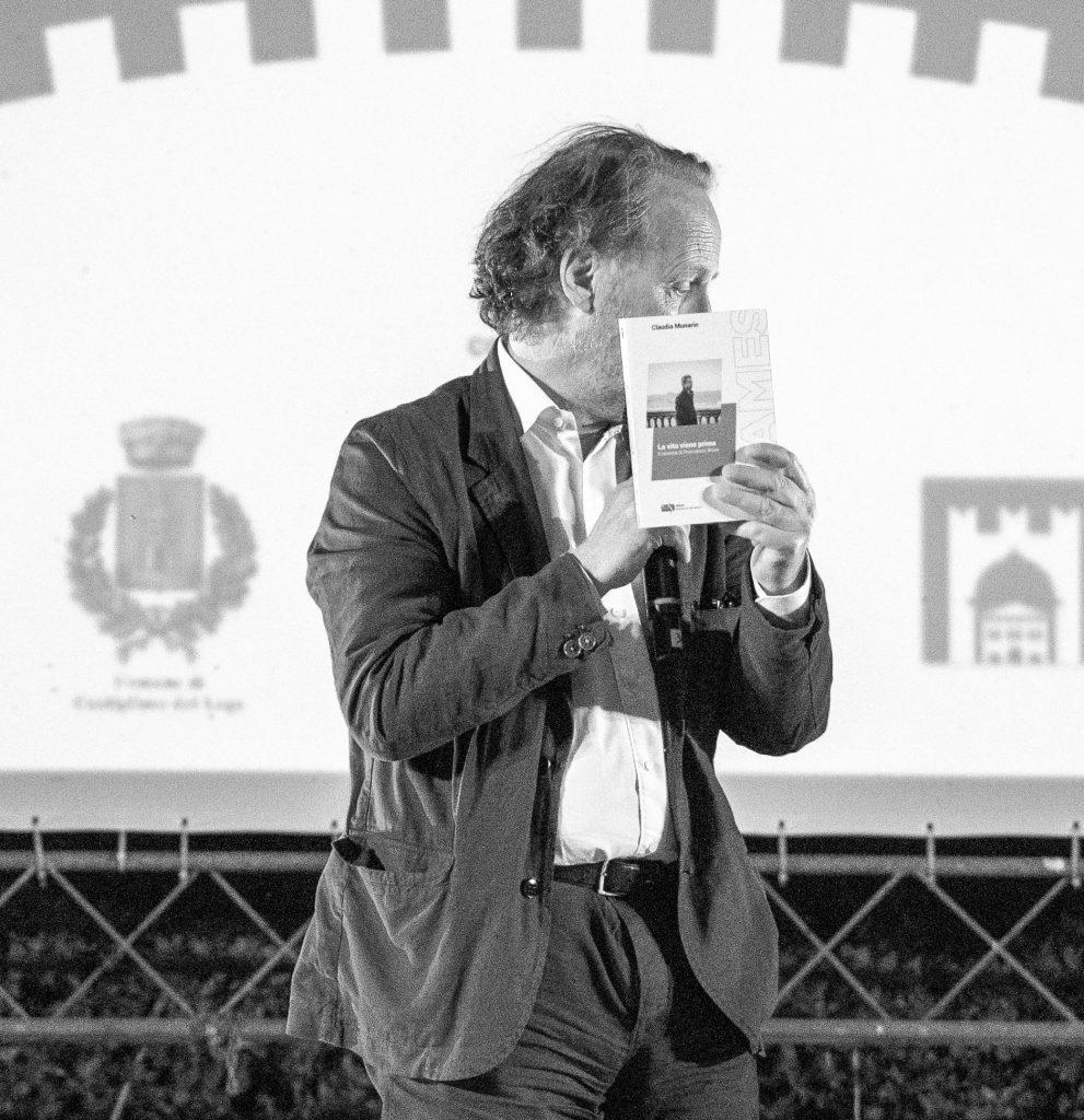 Francesco Bruni (foto di Karen Di Paola)