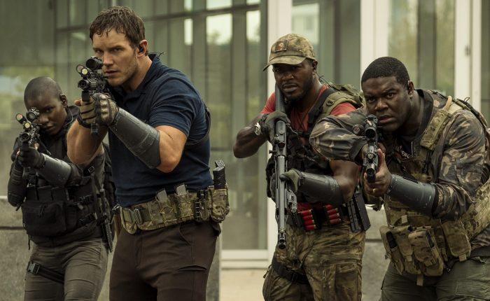 Salvate il soldato Chris Pratt