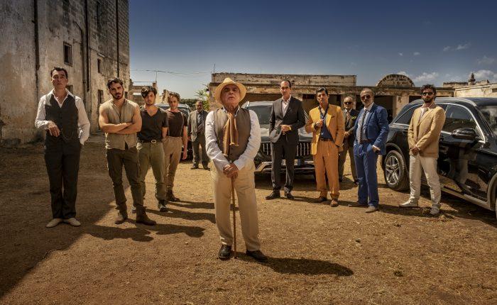 Arriva School of Mafia
