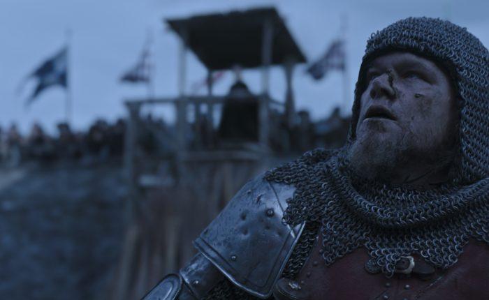 Ridley Scott presenta The Last Duel