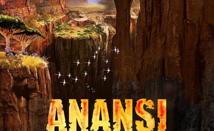Anansi Boys per Amazon