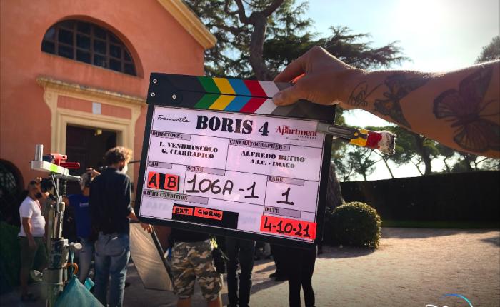 Boris c'è!